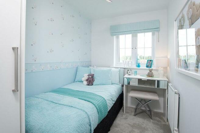 Folkstone bedroom 3