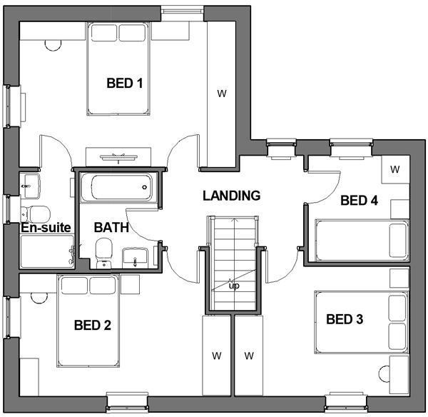 Alderney First Floor