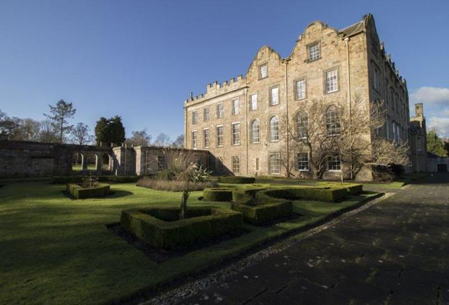The Woodlands, Dalkeith