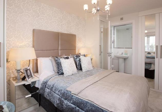 Folkestone double bedroom