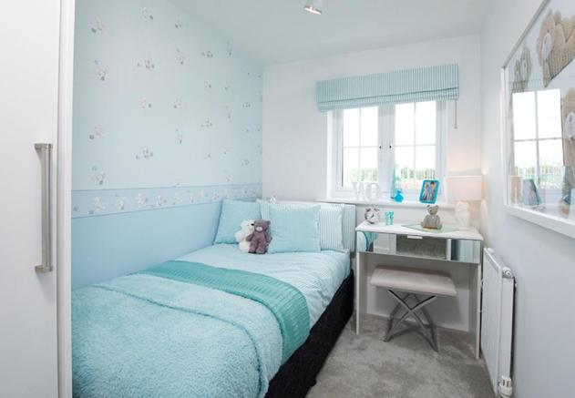 Folkestone single bedroom