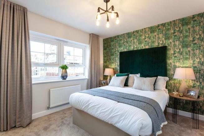 Eskdale double bedroom