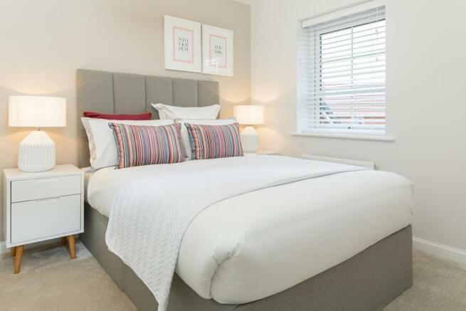 Miadstone double bedroom