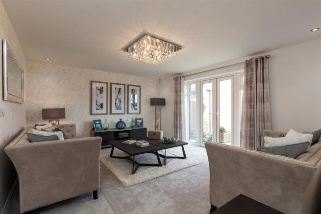 4 Bedroom Detached House For Sale In Fulmar Drive Louth