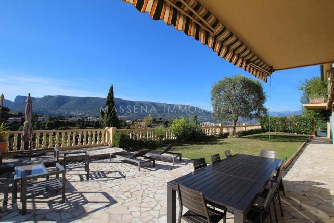 5 Bedroom Flat For Sale In Nice Saint Roman De Bellet 06000