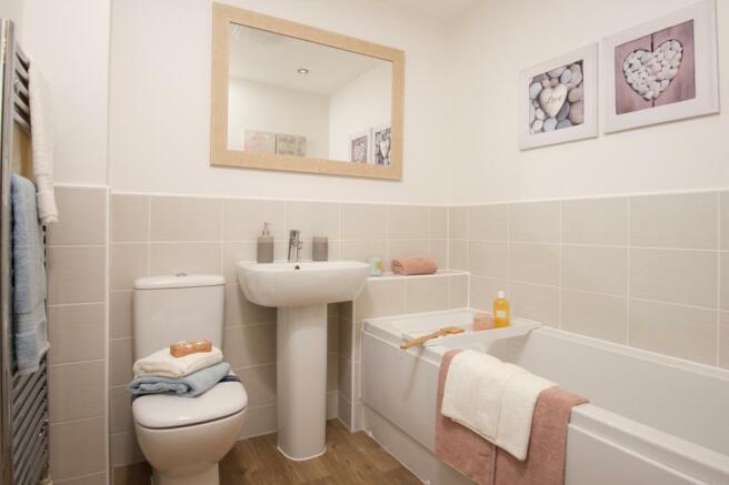 Drayton Bathroom