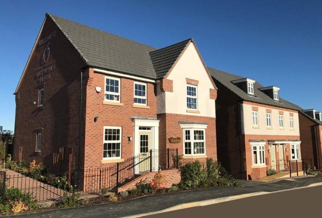 New homes in Grantham