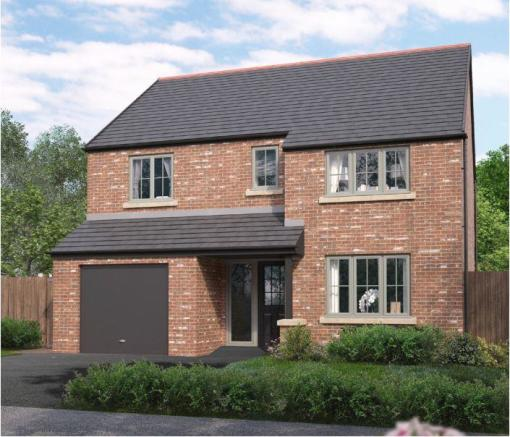 4 Bedroom Detached House For Sale 44266911: 4 Bedroom Detached House For Sale In Benlaw Grove, Felton