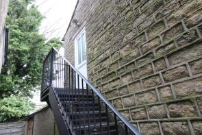 Photo of Victoria Street, Glossop, Derbyshire, SK13