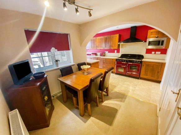 Dining Room / Kitche