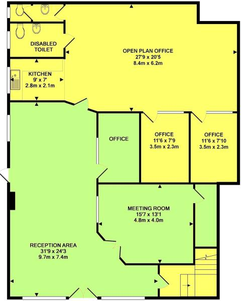 Suite A (Yellow)