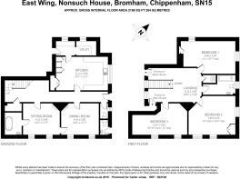East Wing Floorplan