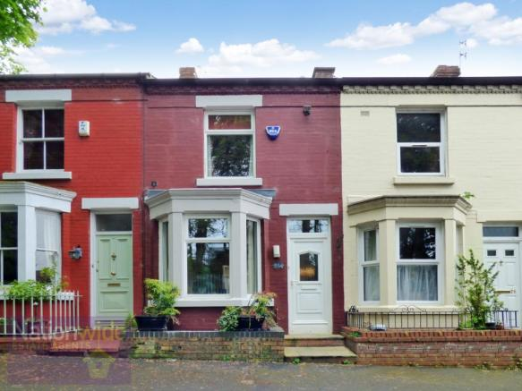2 Bedroom Terraced House For Sale In Briarwood Road Liverpool L17