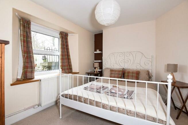 Lower Floor Bedroom
