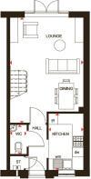 Richmond GF Floor plan H763701