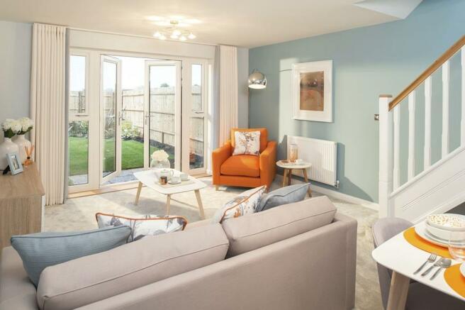 Similar Tiverton Show Home Lounge