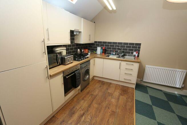 Annex - Lounge Kitchen