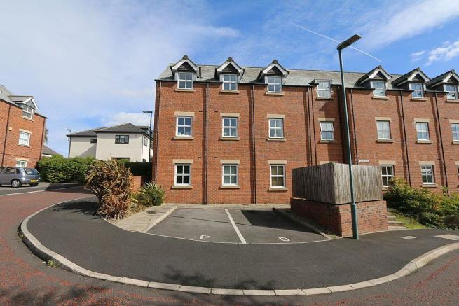 2 Bedroom Apartment For Sale In Archers Court Redhills Lane Durham