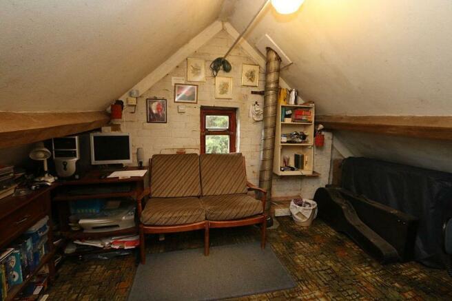 Annexe 2nd Bedroom