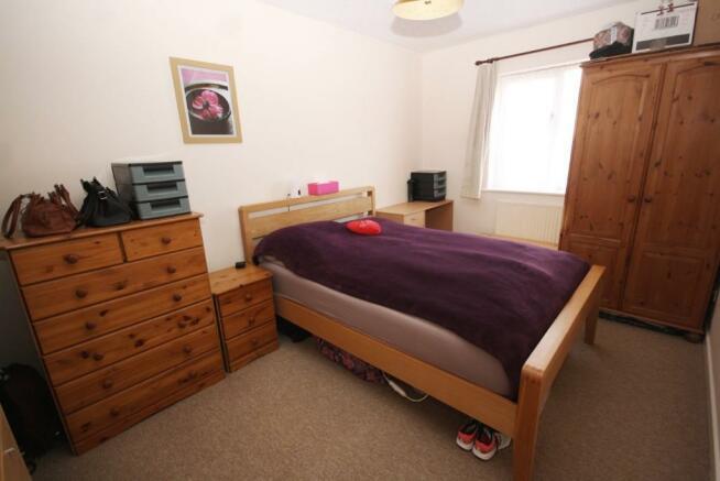 15' Double Bedroom