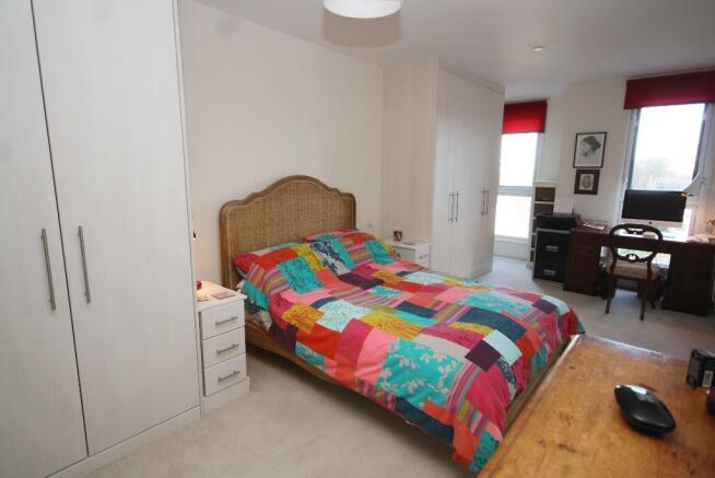 24' Master Bedroom