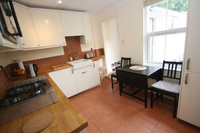 11' Kitchen & Dining