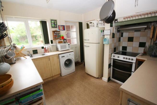 12'  x 10' Kitchen
