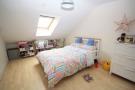 14' Double Bedroom