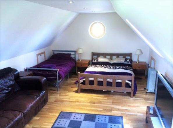 Lodge First Floor