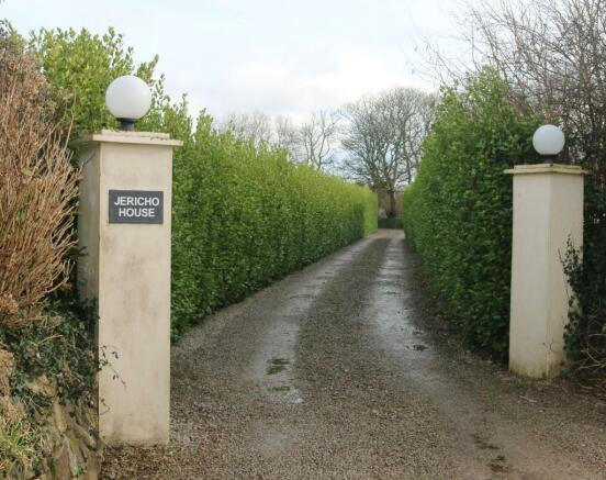 Entrance From Roa...
