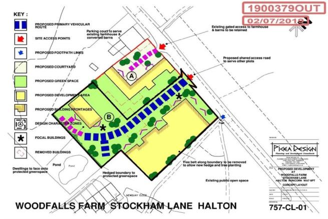 Land for New Build -