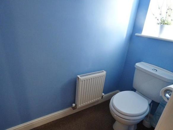 Downstairs Cloakroom