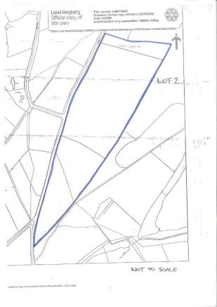 Farm Land For Sale In Land On East Side Of Whalley Old Road Langho
