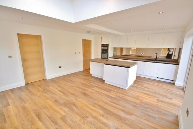 Living-Dining Kitche