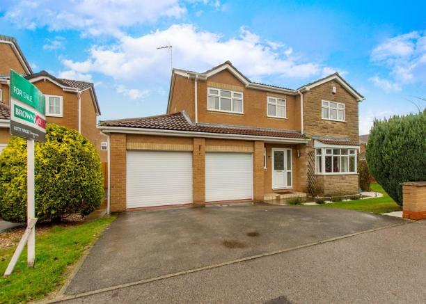 5 bedroom detached house for sale in rutland road, retford, dn225 bedroom detached house for sale rutland road