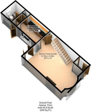 FLOOR PLAN: 3D: GND