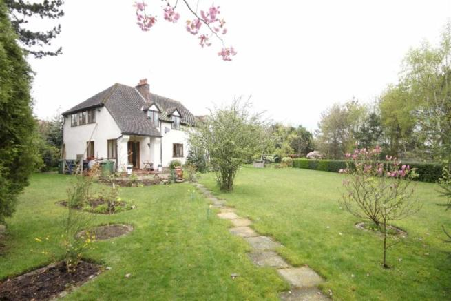 5 Bedroom Detached House For Sale In Rydal Drive Plot