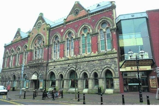 Gatehouse Theatre