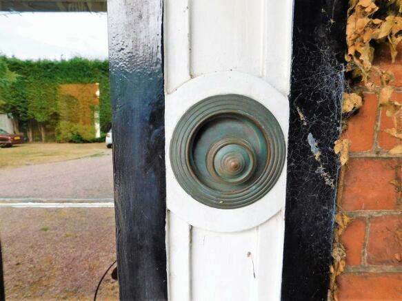 Original Door ...