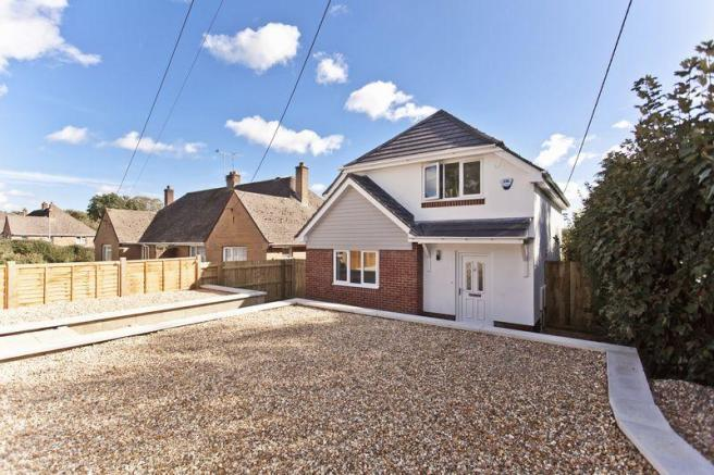 3 Bedroom Detached House For Sale In Wareham Road Poole Bh16