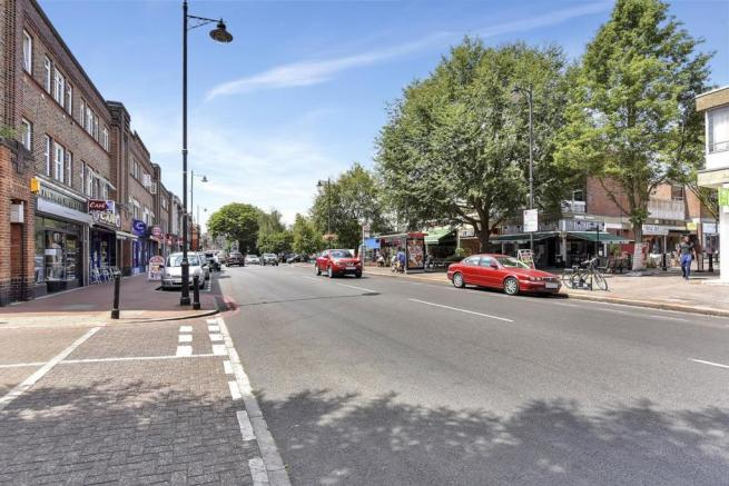 Carshalton High Street