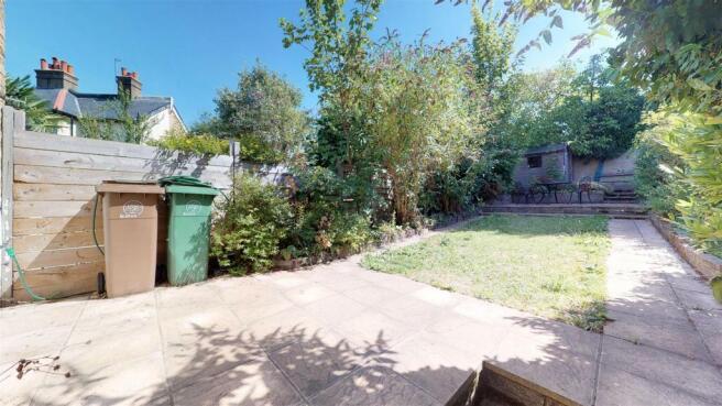 Patio Area / Rear Garden