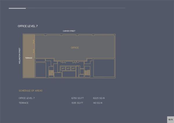 7th Floor Workspace & Roof Terrace