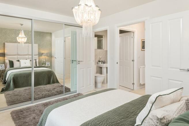 peechtree bedroom