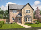 External CGI of 4-bedroom Grantham