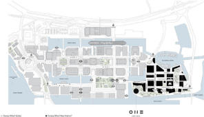 Wood Wharf Site Plan