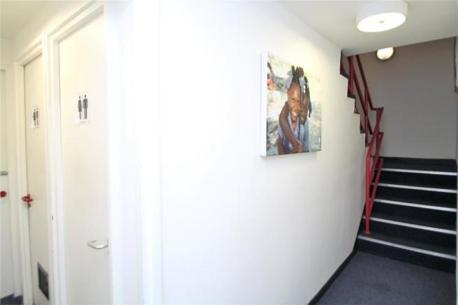 Ground Floor Stairs