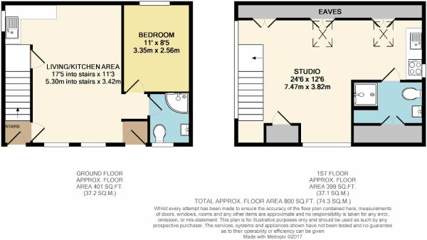 Floor Plan - Annex