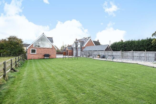 Garden to Property