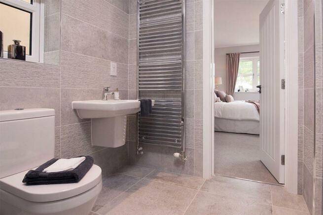 Chartford Homes Victoria Square Bathroom